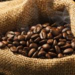 コーヒー豆,ガスが発生