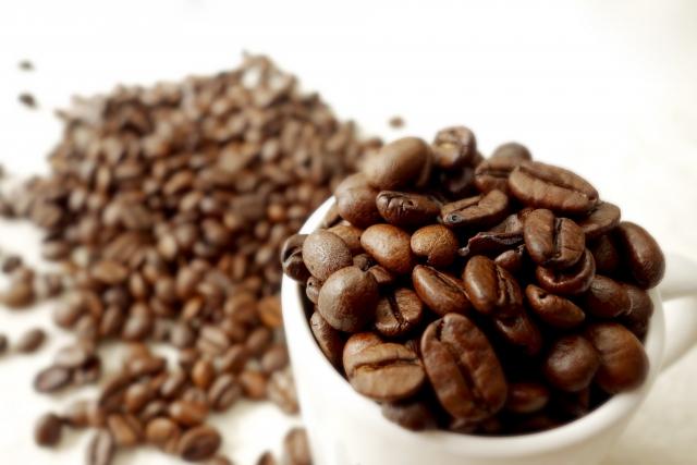 焙煎,コーヒー豆