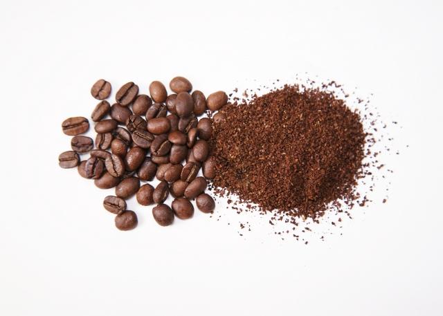 コーヒー,豆,粉
