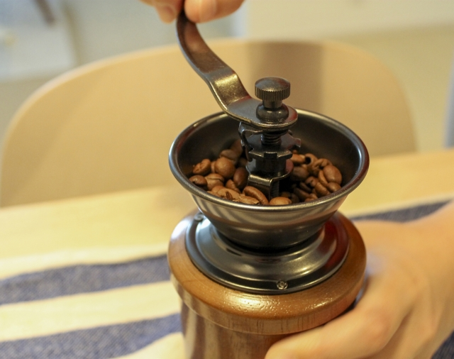 コーヒー,ミル